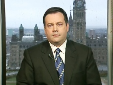 Minister of Citizenship, Immigration and Multiculturalism Jason Kenney speaks on Canada AM from CTV's studios in Ottawa, Thursday, April 23, 2009.