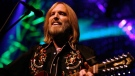 In this June 17, 2008 file photo, Tom Petty performs with The Heartbreakers during a stop on his summer tour at Madison Square Garden in New York. (AP Photo/Jason DeCrow)