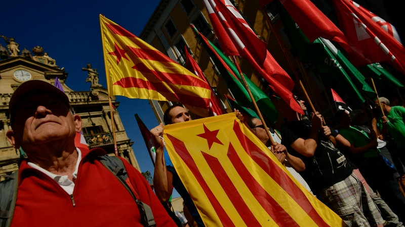 Spanish court calls in Catalan police officer in sedition probe