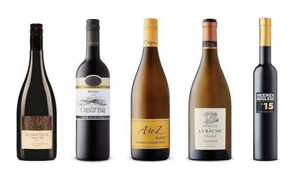 Natalie MacLean's Wines of the Week - Oct. 2, 2017