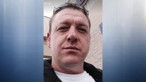 Derek James Winnig, 42, is seen in a photo dated March, 2016, released by EPS on Tuesday, October 3, 2017. Supplied.