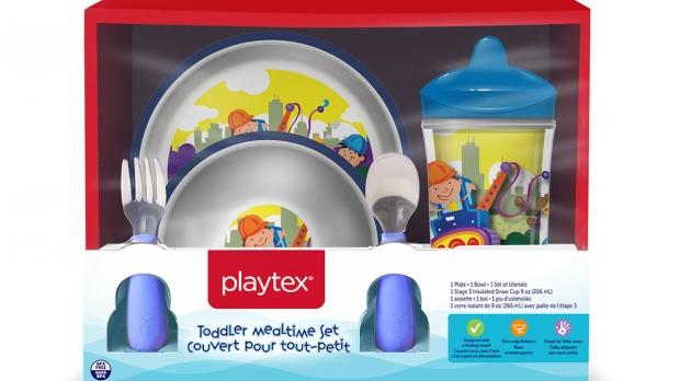 Playtex recall