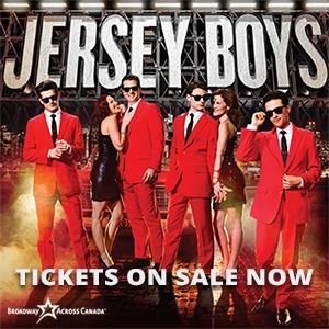 Jersey Boys Big Box