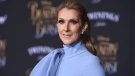 "Celine Dion arrives at the world premiere of ""Beauty and the Beast"" at the El Capitan Theatre on Thursday, March 2, 2017, in Los Angeles. (Photo by Jordan Strauss/Invision/AP)"