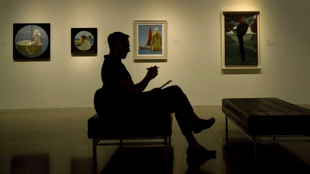 Art Gallery of Ontario, Alex Coville