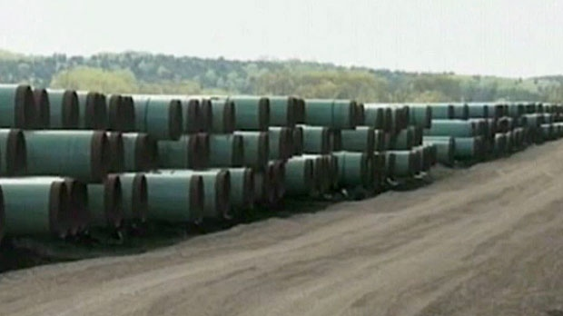 TransCanada cancels Energy East pipeline project
