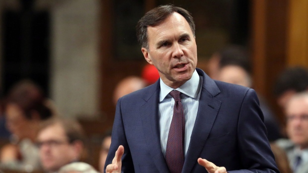 Morneau to announce small business tax cut
