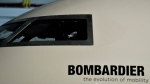 A Bombardier Global 7000 aircraft mock up is shown in Toronto on Tuesday, November 3, 2015. (Nathan Denette/THE CANADIAN PRESS)