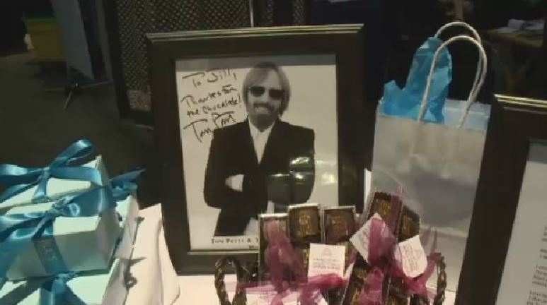 A Cape Breton entrepreneur's chocolates brought her closer to Tom Petty.