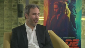 Denis Villeneuve discusses his newest movie, Blade Runner 2049