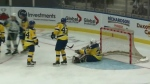 Blades coaches confident in netminder Kubic