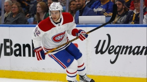 Jonathan Drouin, 24, underwent surgery at the Montreal General Hospital on Monday. (CP file photo)