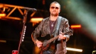 FILE - In this June 10, 2016 file photo, Eric Church performs at the CMA Music Festival at Nissan Stadium in Nashville, Tenn. (Photo by Al Wagner/Invision/AP, File)