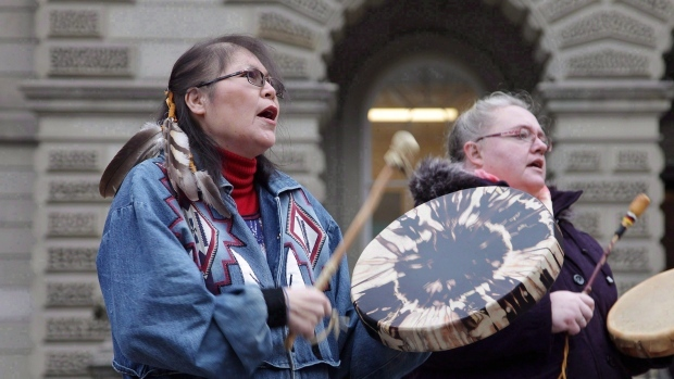 The agreement provides up to $750 million in compensation for individuals classified as status Indians and Inuit. (Source: Colin Perkel/The Canadian Press)