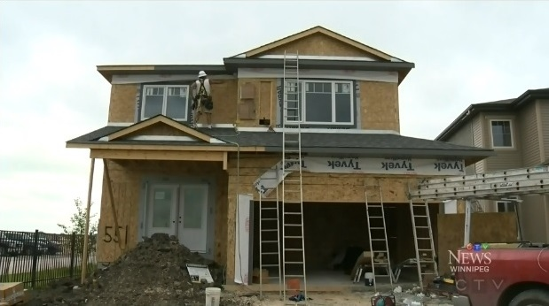Waverley West saw 69 new permits issued for home builds, totaling $680,000 in growth fees. (File image)