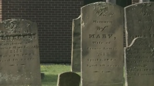 CTV News at 5: Buried history