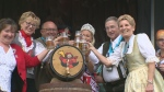 Highlights of Oktoberfest's opening day