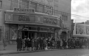In its early years, the Empress was a vaudeville theatre for burlesque and first-run films. (Wikimedia commons)