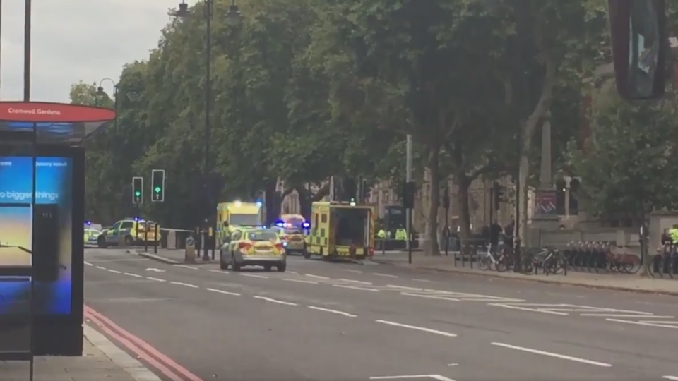Injuries after car hits pedestrians in London: Police