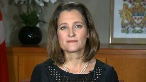 CTV QP: Duties on Bombardier are 'unjust'