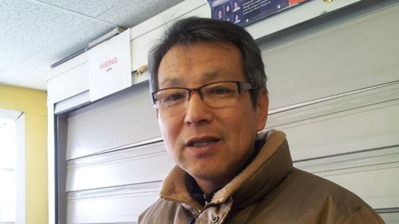 RCMP and family say the man killed in the Thorsby gas and dash is 54-year-old Ki Yun Jo. RCMP.