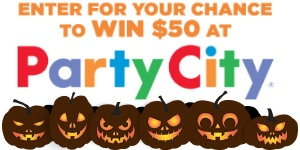 Party City Edmonton Halloween Contest