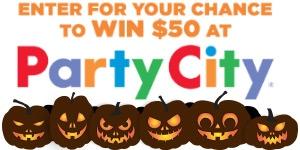 Party City Edmonton Halloween Contest