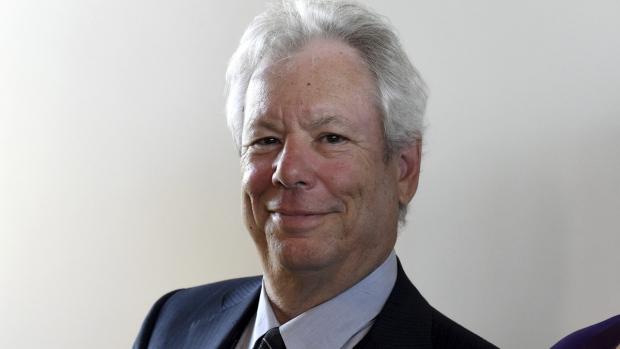 U.S. economist Richard Thaler in 2014