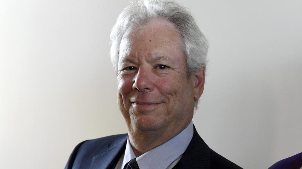 Richard Thaler wins Nobel for work in behavioural economics