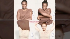 Dove, controversial ad