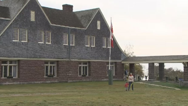 Ministers Island in New Brunswick hit a new record high with 3,000 more visitors this year compared to last.