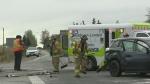 CTV London: Two-vehicle crash