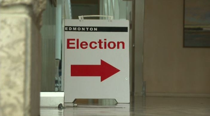Advance voting began on Wednesday, October 4 ahead of next Monday's civic election.