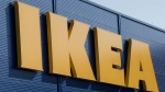 This is a Wednesday, Aug. 23, 2017 file photo of the IKEA sign at the IKEA furnishing store in Magdeburg, Germany. (Jens Meyer/AP)