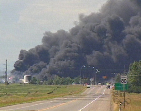 10-year anniversary of deadly Hub Oil explosion | CTV News