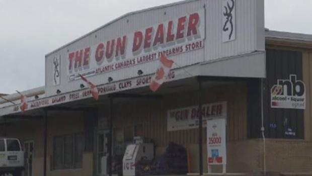 The Gun Dealer