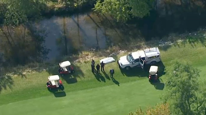 The body of a male was found floating in a creek at a Scarborough golf club on October 10, 201.7
