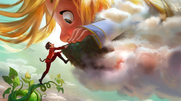 Disney Scraps Animated 'Jack and the Beanstalk' Movie, 'Gigantic'