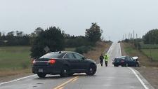 County Road 35 crash