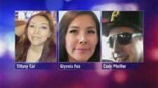 Sage Hill homicides, Glynnis Fox, Cody Pfeiffer, T