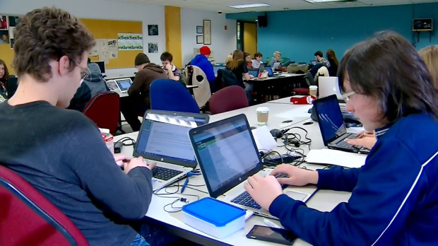 College faculty goes on strike; classes at Oakville's Sheridan College suspended