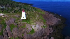 CTV News at 5: Lighthouse keeper