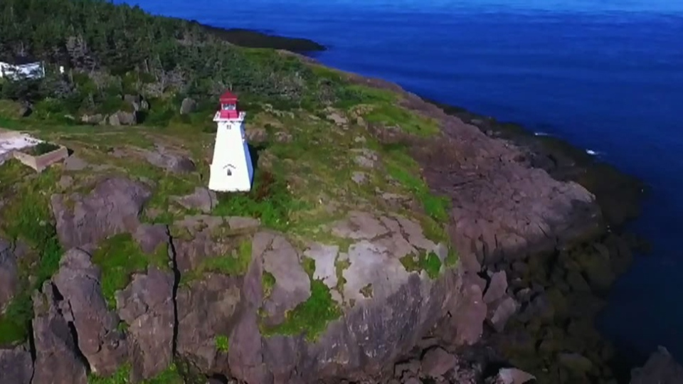 Larry Peyton is on a mission to capture the beauty of all of Nova Scotia's lighthouses.