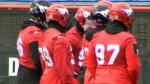 Calgary Stampeders Defensive Line