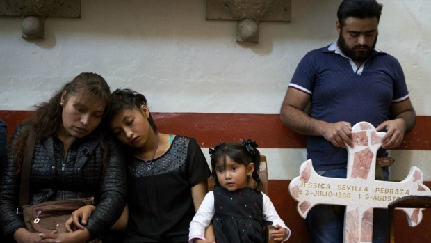 Women increasingly murdered in Mexico state
