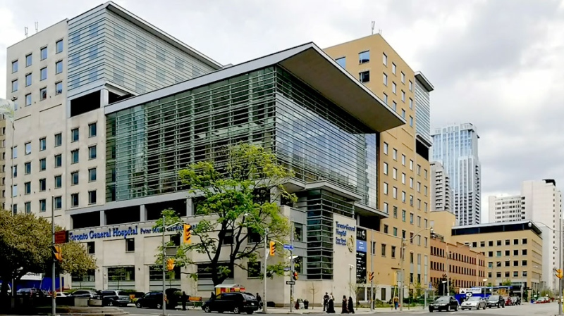 University Health Network, Toronto General