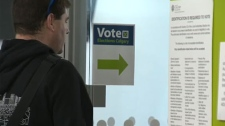 A record number of voters have already cast their ballots in the 2017 Calgary municipal election.