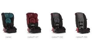 Diono car seat recall