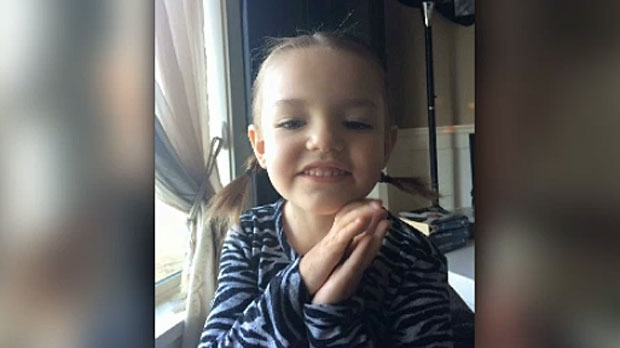 Four-year-old Avayah (Avi) Toulon died when she was hit by a truck on a Bowness street in May 2016.