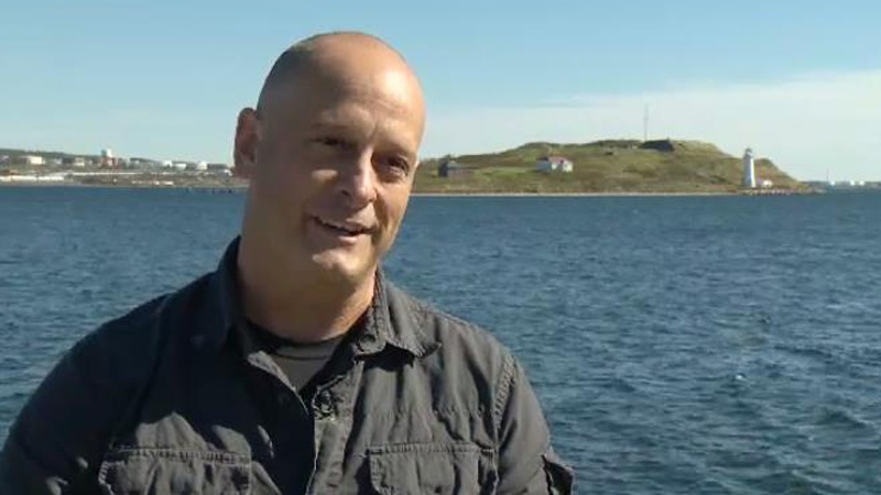 Larry Peyton says he realized his passion for lighthouses shortly after moving from Newfoundland to Alberta.